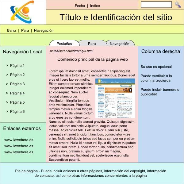 Dise o web carlos2512 39 s blog - Paginas de arquitectura y diseno ...